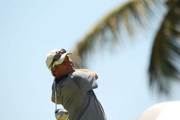 shot a 10-under 62 on Sunday to win the Cap Cana Championship by two strokes.