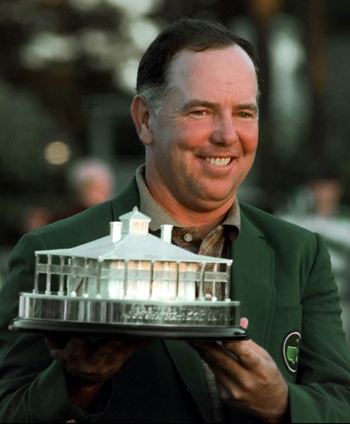 5. Since 1948, the PGA of America has given out the Player of the Year award. In those 61 years, 18 Masters winners have also won Player of the Year. Since 1997, Tiger Woods has won both four times ('97, '01, '02 and '05), and Mark O'Meara once ('98).