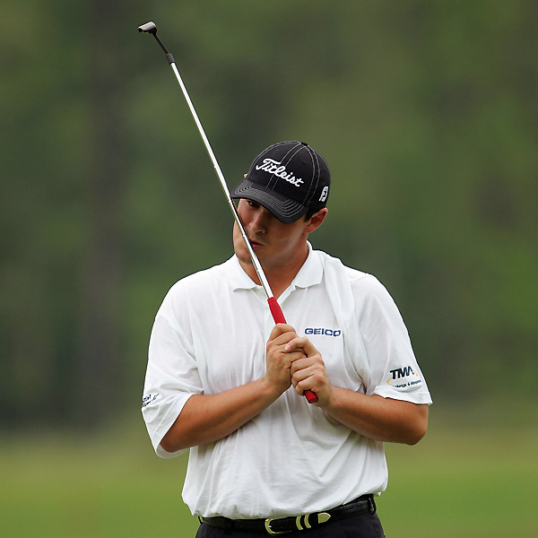 Johnson Wagner set the course record Saturday with an 8-under 64.