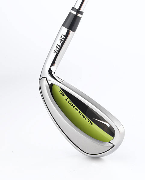 That Loving Feeling                     These six irons forgive your wandering ways while keeping your touch intact.                                          Nike Slingshot 4D                     These Slingshots display a gradual change                     in terms of four design parameters, to                     help you hit higher-launching long-iron                     shots and more controlled short irons. A                     horizontal Slingback bar along the rear                     shifts from low and far back in long irons                     to higher and more forward (toward the                     clubface) in short irons. Other variables                     include progressive sole width (narrower                     short irons), offset (less in short irons) and                     head size (midsize short irons to oversize                     long). The changes are subtle, though, so                     it's not jarring to your eye.                     $599, steel; $699, graphite; nikegolf.com