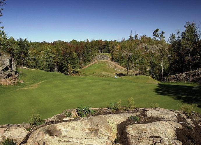 81. Marquette Golf Club (Greywalls) Marquette, Mich.; Mike DeVries (2005) -- $75-$130, marquettegolfclub.com