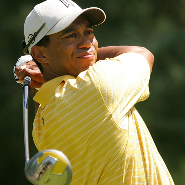 """For 36 holes I've only made two birdies. Not very good,"" Woods said."