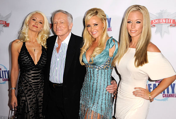 "Hugh Hefner                       The Playboy founder weighed in on the idea of sex-addiction rehabilitation as ""a copout,"" saying of Tiger Woods and less famous philanderer Jesse James: ""I think the real immorality about it is the cheating, not the sex."""