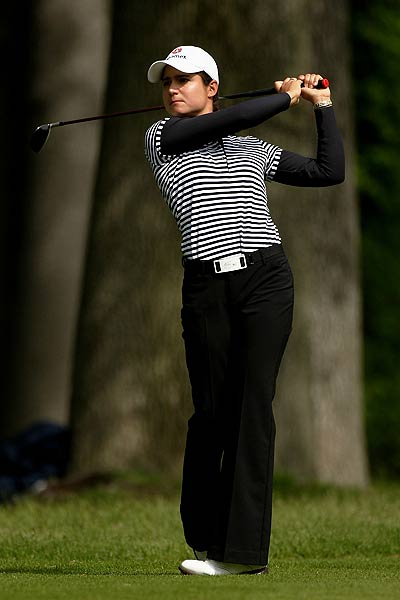 First Round of the Sybase Classic                       Lorena Ochoa won the Sybase Classic for the third-straight year on Sunday.