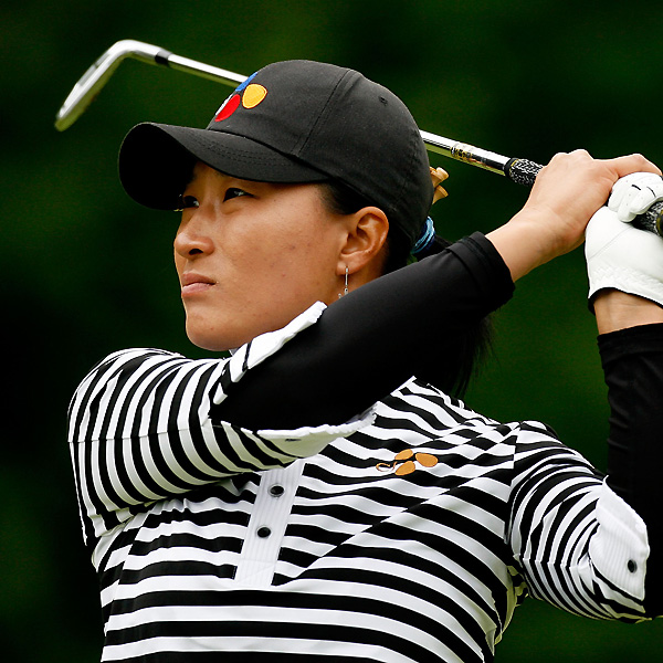 Se Ri Pak has finished in the top 10 in three of her past four events. She is five shots off the lead after an even-par 72.