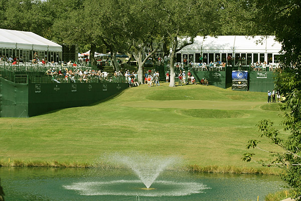 Hosted the Texas Open from 1961-66 and 1977-94.