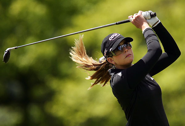 Second Round of the Corning ClassicAfter opening with a 70, Paula Creamer struggled on Friday with a two-over 74.