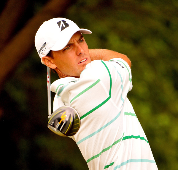 Charles Howell III shot a two-under 68.