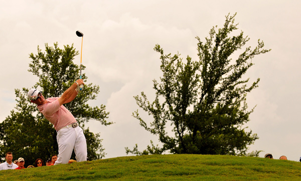 Final Round of the HP Byron Nelson Championship                                              Rory Sabbatini shot a final-round 64 to win by two strokes.