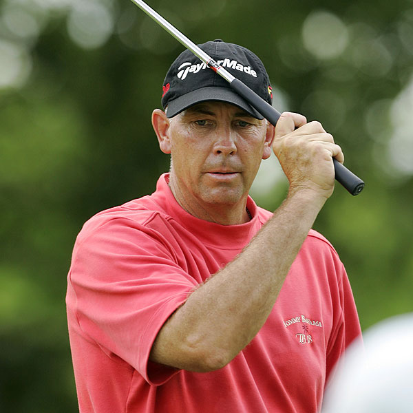 Tom Lehman finished three strokes off the lead at 11 under par.