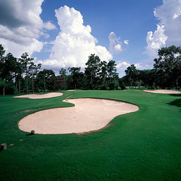 5. Champions Golf Club (Cypress Creek)                     Houston, Tex.                                          Champions was founded as an Augusta National—style retreat 50 years ago by Texas golf legends Jimmy Demaret and Jackie Burke, but the only thing this Ralph Plummer design shares with its Georgia counterpart is that Tiger Woods has won at both. The grand history—a U.S. Open, a Ryder Cup and multiple Tour Championships—doesn't compensate for the flat fairways, shapeless bunkers and overgrown ditches masquerading as water hazards.                                          Hole 5                                                               • Most Underrated | Most Exclusive                     • All Course Rankings