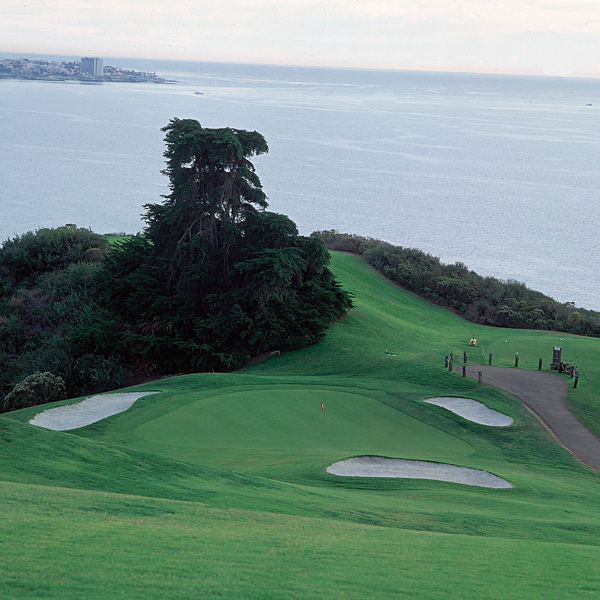 4. Torrey Pines Golf Course (North)                     La Jolla, Calif.                                          Rees Jones's re-do of Torrey's brawny South Course has drawn mixed reviews, but the only positive thing one can say about the North is that the Pacific views are superb (and even those end at the seventh tee). Despite being co-host of a PGA Tour event, this course looks, feels and plays like a downtrodden muni. Bland, cigar-shaped fairways, patchy rough, the utter lack of artistry or strategy in the bunkering and a back nine without a single memorable hole—better courses have been bulldozed for less.                                          No. 6                                                               • Most Underrated | Most Exclusive                     • All Course Rankings