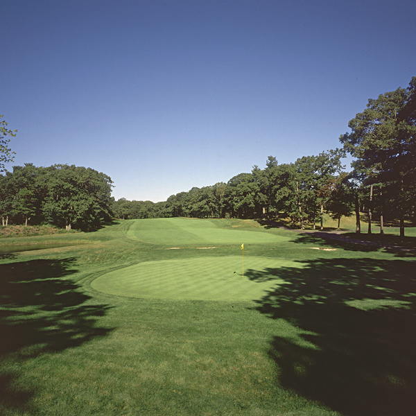 6. The Country Club (Open Course)                     Brookline, Mass.                                          This blue-blooded club has more tradition than a Skull & Bones reunion, but the layout used for tournament play is anything but traditional. The 'Frankenstein' course borrows several holes from the club's third nine, and even combines two holes—a short par-4 and a shorter par-3-to make up the best stop on the tournament track, the 445-yard, par-4 11th.                                          No. 10                                                                                    • Most Underrated | Most Exclusive                     • All Course Rankings