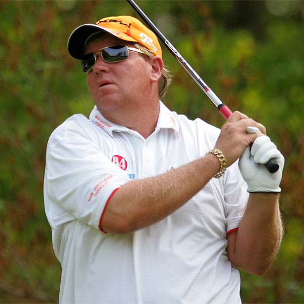 John Daly finished the opening round with a birdie. He is 2 over par.                                               • See the latest news and photos about John Daly