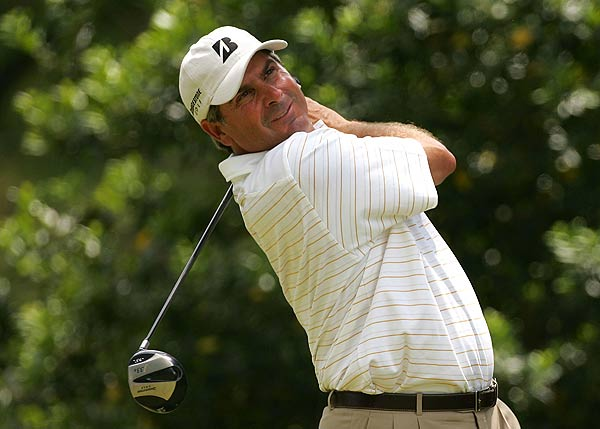 Fred Couples finished the tournament at six under par.