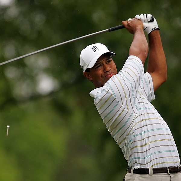 Woods started strong with birdies on Nos. 1 and 5.                                              See the latest news and photos about Tiger Woods