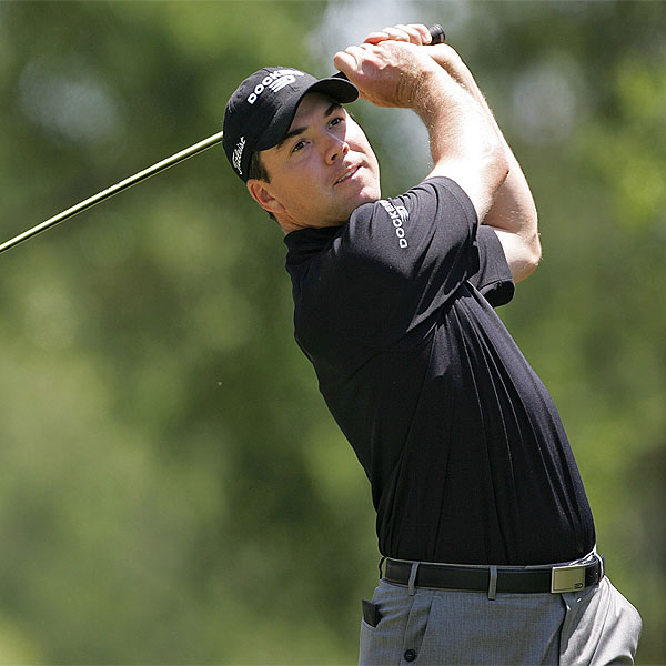 After a bogey on the second hole, Arron Oberholser had seven straight pars on the front nine. He finished T7.