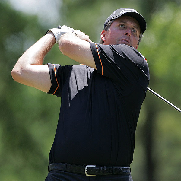Phil Mickelson had his second T3 finish since switching to swing coach Butch Harmon.