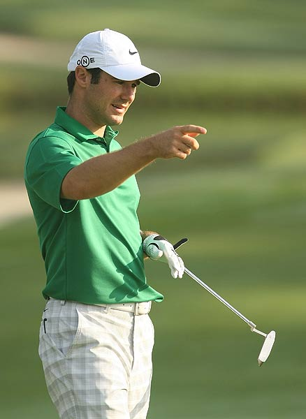 Trevor Immelman, this year's Masters champion, hasn't made a cut since winning the green jacket. He also missed the cut at last year's Players Championship.