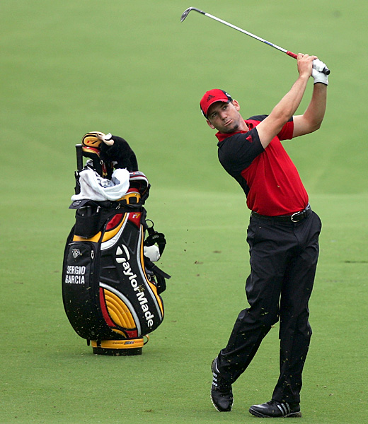 Sergio Garcia finished T14 at last week's Wachovia.                       • See the latest news and photos about Sergio Garcia