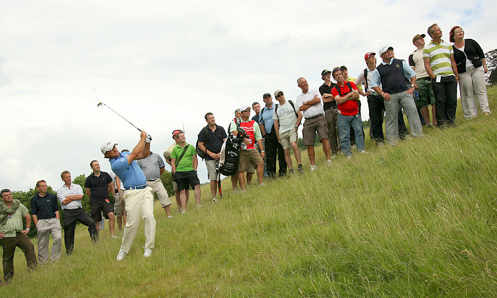 The 2010 Wales Open was played at Celtic Manor, the course that would host the Ryder Cup later in the year. McDowell won the trophy, his fifth European Tour win, and the victory would begin the best year of his career.