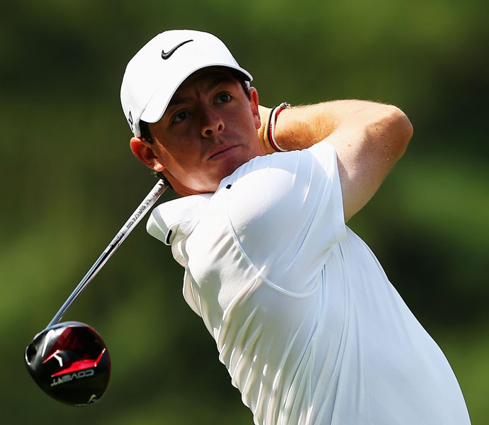 Rory McIlroy                     The tournament's defending champion, Rory McIlroy can salvage what has been so far a mediocre year by winning at Oak Hill.