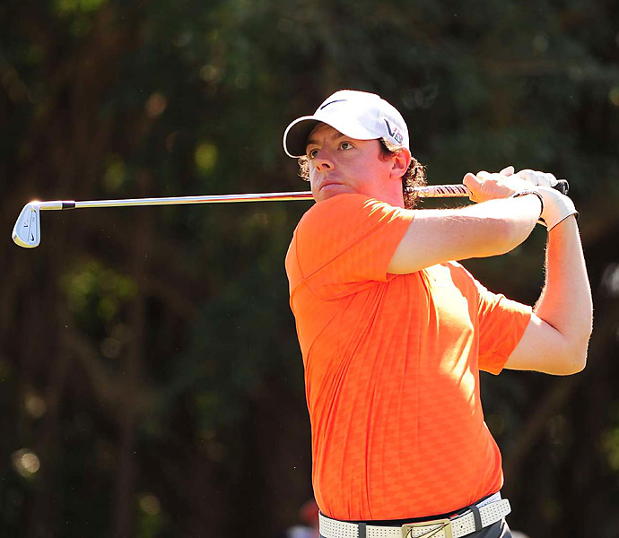 Take a look at the Nike clubs Rory McIlroy is swinging on the PGA Tour in 2013.