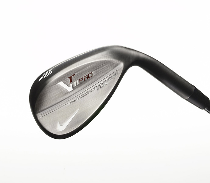 Wedges: Nike VR Pro 54-degree and 60-degree