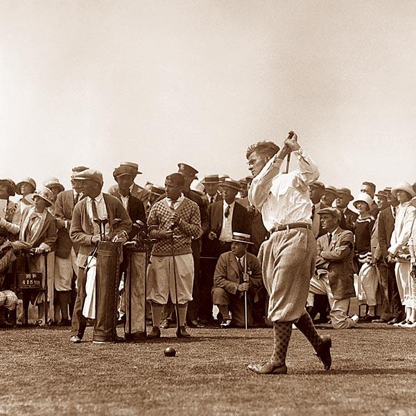 Bobby Jones                       Tournament: 1923 U.S. Open                       Age: 21