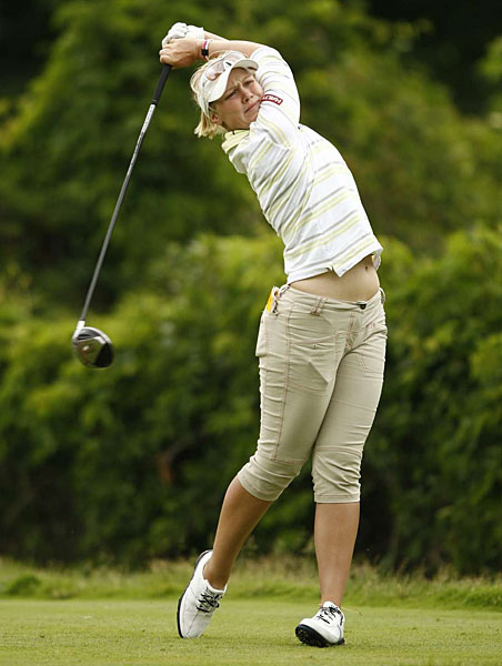 Minea Blomqvist                                              Nationality: Finnish                       World ranking: 67                       Career earnings: $640,249