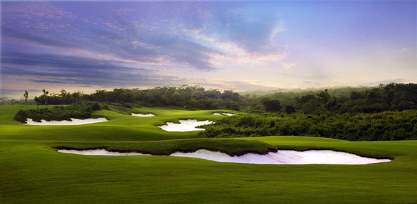 Mission Hills Haikou | Haikou, Hainan Island, China                       7,800 yards, par 73                       86 898 6868 3888, missionhillschina.com