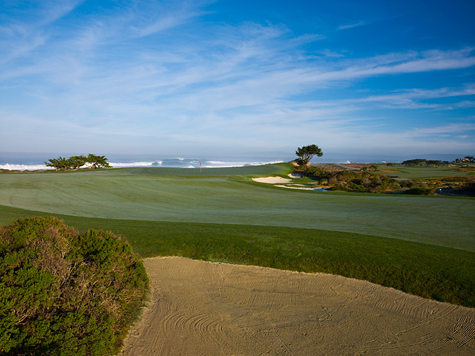 69. Monterey Peninsula (Shore)                   Pebble Beach, Calif.More Top 100 Courses in the U.S.: 100-76 75-5150-2625-1