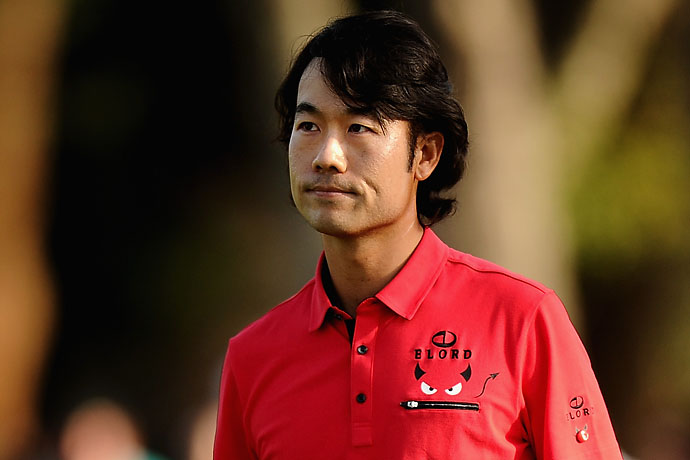"""I couldn't stop laughing. It was nice to get some support.""                     --Kevin Na on seeing fans wearing ""Kevin Na, Worth The Wait"" T-shirt at Bay Hill on Satuday. Na was heckled constantly at Bay Hill for slow play."