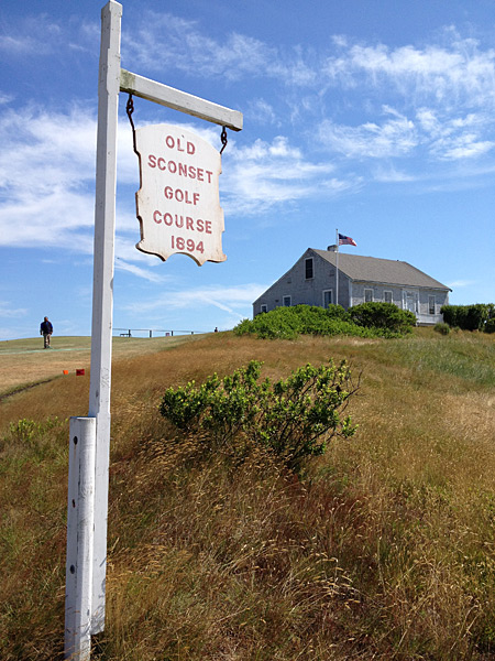 Old Sconset Golf Course -- Nantucket, Mass.                       Submitted by Dana Hansen