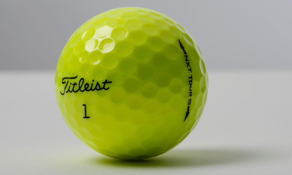 Titleist, NXT Tour S, ($32, Buy it Now)