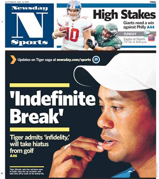 Newsday — December 12, 2009