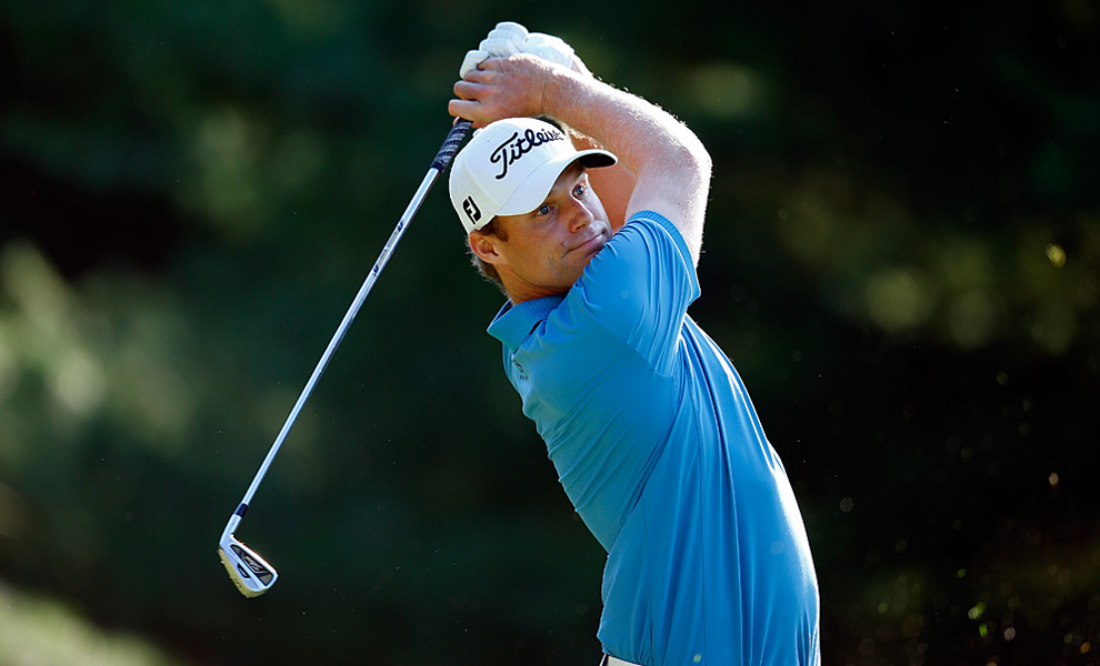 Nick Watney, who won last week at Bethpage Black, opened with a one-over 72.