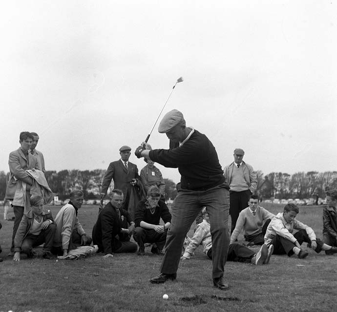 Jack Nicklaus made his Open debut at Royal Troon in 1962. He finished T34 and later won the British Open three times. He famously said that the Open rota courses get better the farther you travel north.