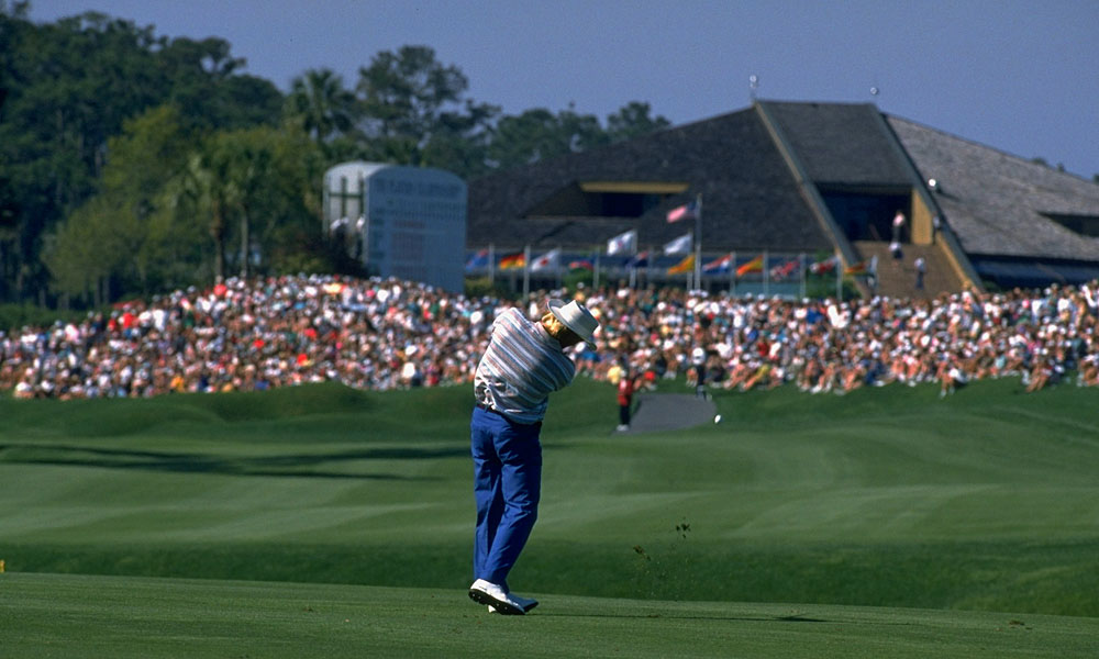 At the 1994 Players Championship, Norman had one of his greatest performances ever, shooting 63-67-67-67 to win by four strokes over Fuzzy Zoeller.