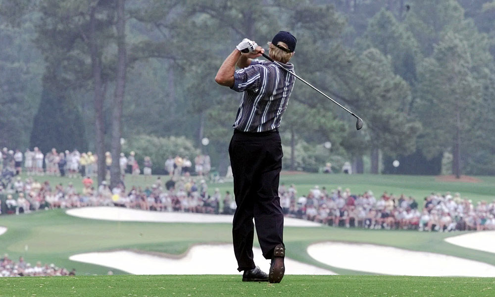 Norman made one last run at a green jacket at the 1999 Masters. Playing in the final group with eventual winner Jose Maria Olazabal, Norman briefly took the lead on the back nine, but he couldn't hold on and finished third.