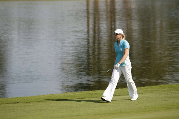 Sorenstam won 72 LPGA events, including 10 majors. She was elected to the LPGA Hall of Fame in 2003.