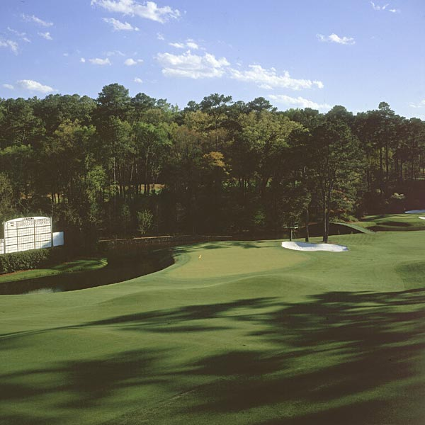 8. Augusta National Golf Club, No. 11                     The Masters                     Par 4, 4.510 scoring average