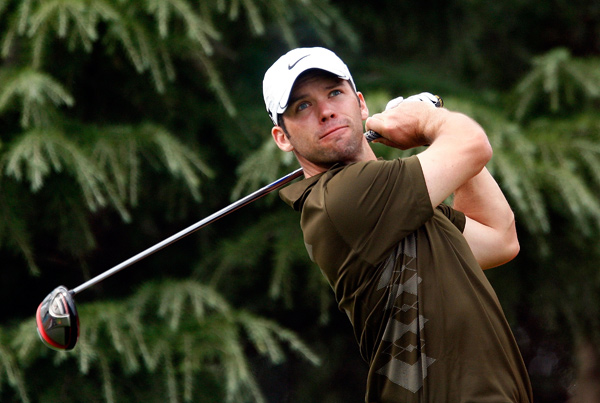 Paul Casey lost three matches last week at the World Match Play Championship.