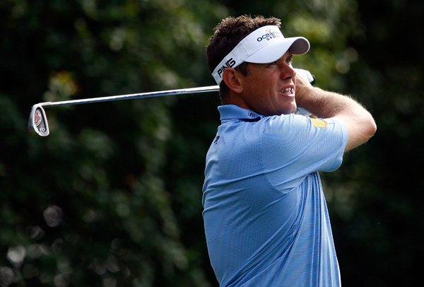 Lee Westwood leads the European Tour's Race to Dubai.