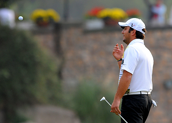 hopes to end the year well after struggling at the Ryder Cup.