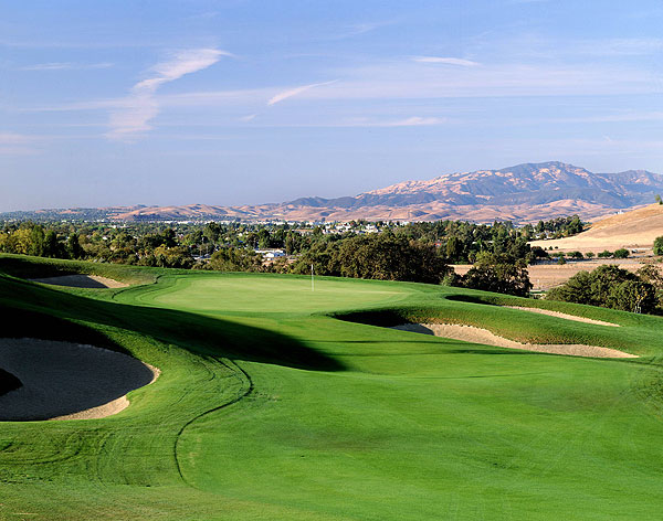 No. 7. San Jose, Calif.                     Population: 1,738,852                     Median home price: $788,000                     Number of public courses: 22.5                     Median green fee: $59                                          THE GOLF: While real estate is pricey, public golf isn't. The Callippe Preserve, with its camera-ready views of Mt. Diablo and pastoral setting near a butterfly preserve, is only $36 to walk during the week, far cheaper than the $100-plus fee you'd expect.                                           THE REST: True, Silicon Valley homes go for about what Bill Gates spends yearly on pocket protectors. But San Jose's dandy weather — sunny and fog-free all year — is priceless. With this climate and crime rates lower than Mayberry's, you'll want to know the way to San Jose.                                          The 12th hole at Callippe Preserve in Pleasanton overlooks Mt. Diablo.
