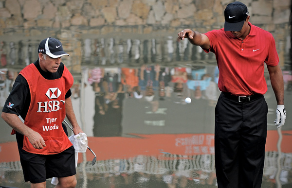 Woods has lost three of his last four tournaments while playing in the final group.