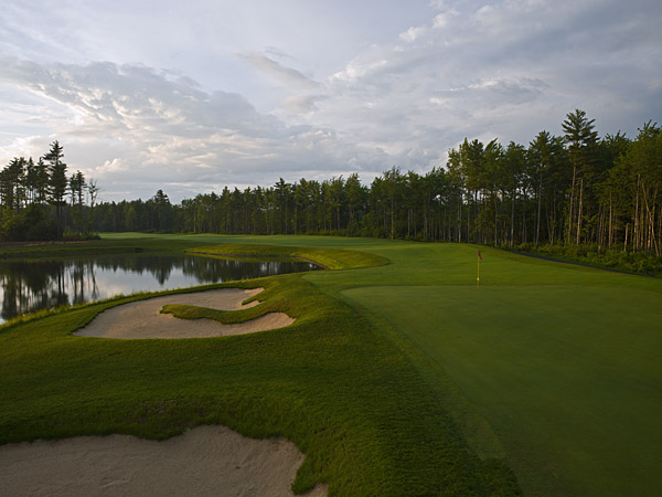 10. Old Marsh Country Club                      Wells, Me.                     6,523 yards, par 70; Green fee: $89;                     207-251-4653; oldmarshcountryclub.com                                          Architect Brian Silva made his name as a makeup                     artist, carefully restoring old masters. Old Marsh proves                     he can hold his own with original designs, even if he does                     borrow liberally from the greats. Located on a wooded                     landscape in southern Maine, less than an hour's drive                     from Greater Boston, Old Marsh features the engineered                     look of C.B. Macdonald and Seth Raynor, with steep,                     random, strategic bunkers, mammoth fairways and                     similarly scaled greens, most notably the 15,000-                     square-foot behemoth at the 215-yard, par-3 17th. (It's the                     largest putting surface in the state.) For fans of classic                     design, Silva employed an Alps feature and a punchbowl                     green at the 375-yard 2nd, and a Redan-style green at                     the 410-yard 5th. But modern touches abound as well,                     with Florida-style excavated lakes forming the bulk                     of the hazards. Even with its Old World flavor,                     Old Marsh is a Yankee original.• Return to 2008 Best New Courses Homepage