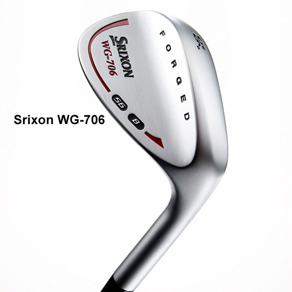Srixon WG-706                                              Srixon's latest scoring set is forged from soft 1020 carbon steel to boost impact feel. A larger groove volume, milled U-grooves and a roughed up face surface generate spin, so you have control even in dicey situations. Srixon shaved away bounce along the heel and trimmed the trailing edge, making it easier to lay open the clubface for flop shots. Loft/bounce: 50°/8°, 52°/8°, 54°/12°, 56°/8°, 56°/12°, 58°/8°, 60°/8°, 56°/14°, 60°/6°, 60°/10°. $109; srixon.com                       • Go to Equipment Finder profile to tell us what you think and see what other GOLF.com readers said about this club.