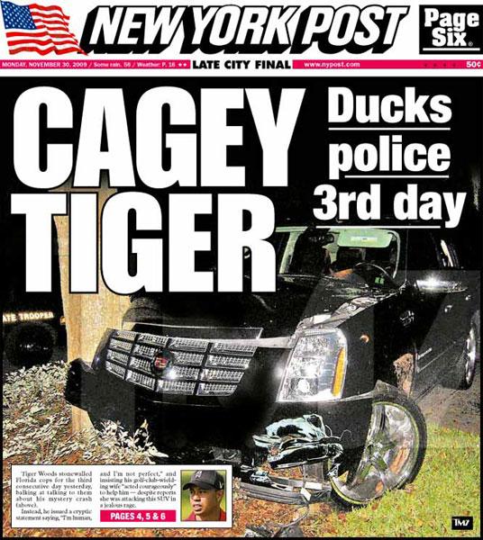 New York Post — November 30, 2009
